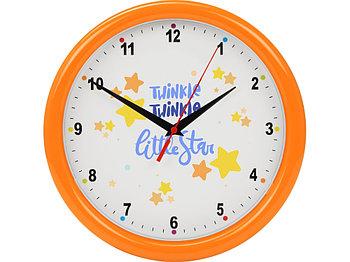 Часы настенные разборные Idea, оранжевый