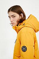Куртка мужская Finn Flare, цвет желтый, размер XL