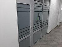 Тонирование и матирование стекла офисных перегородок и окон