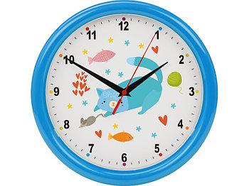Часы настенные разборные Idea, голубой
