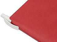Блокнот Notepeno 130x205 мм с тонированными линованными страницами, красный, фото 8