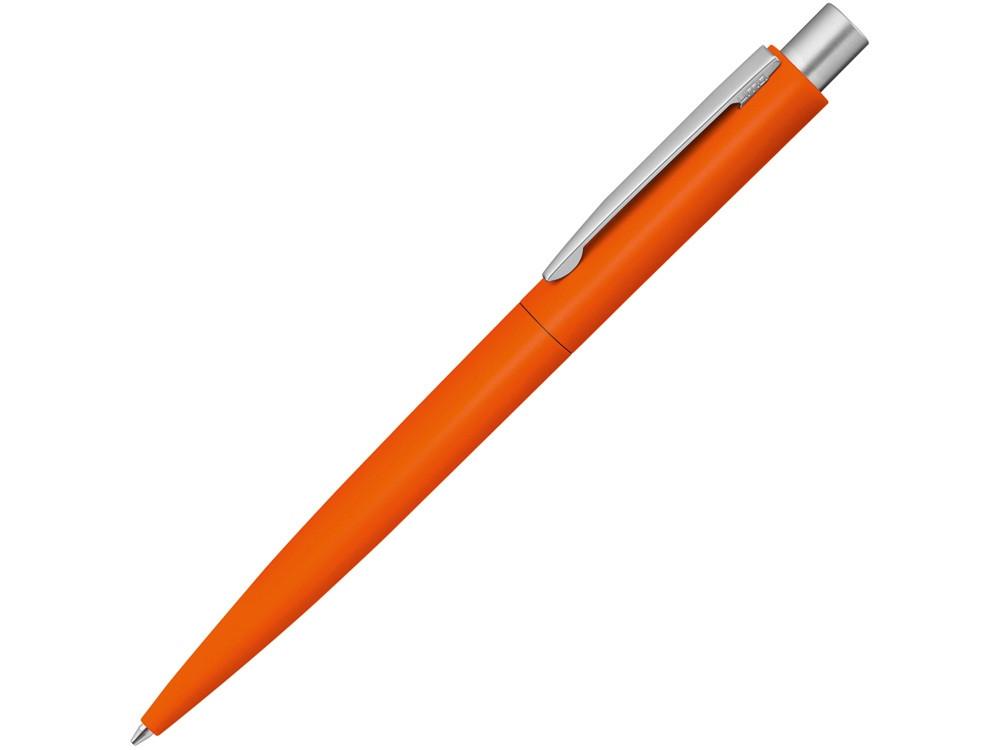 Ручка шариковая металлическая LUMOS GUM, оранжевый