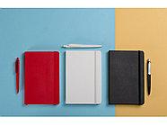 Подарочный набор Moleskine Sherlock с блокнотом А5 и ручкой, белый, фото 7
