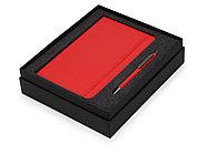 Подарочный набор Moleskine Van Gogh с блокнотом А5 Soft и ручкой, красный, фото 2