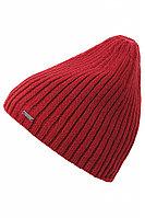 Шапка мужская Finn Flare, цвет красный, размер 58