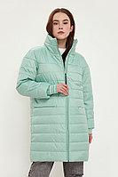 Полупальто женское Finn Flare, цвет светло-зеленый, размер 3XL