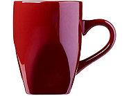 Керамическая кружка Cosmic, 360 мл, красный, фото 2