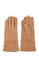 Перчатки женские Finn Flare, цвет бежевый, размер 7.5