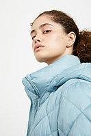 Пальто женское Finn Flare, цвет светло-бирюзовый, размер S