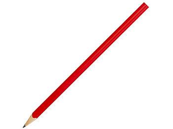 Треугольный карандаш Trix, красный