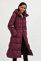 Пальто женское Finn Flare, цвет пурпурный, размер S