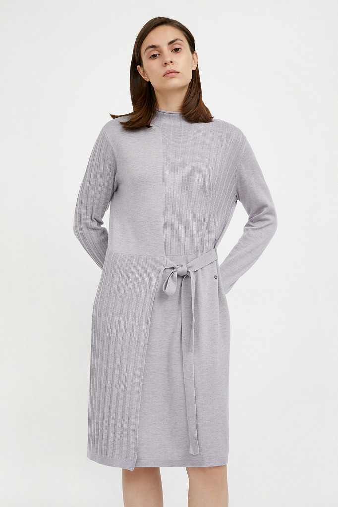 Платье женское Finn Flare, цвет голубой, размер S - фото 2