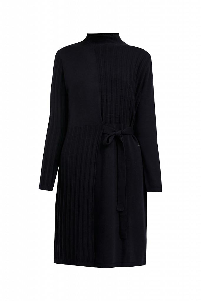Платье женское Finn Flare, цвет темно-синий, размер XL - фото 8