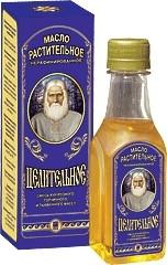 Нерафинированное масло растительное