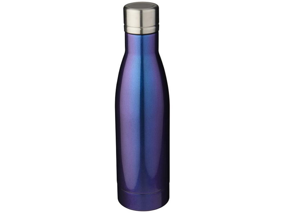 Vasa сияющая вакуумная бутылка с изоляцией, синий