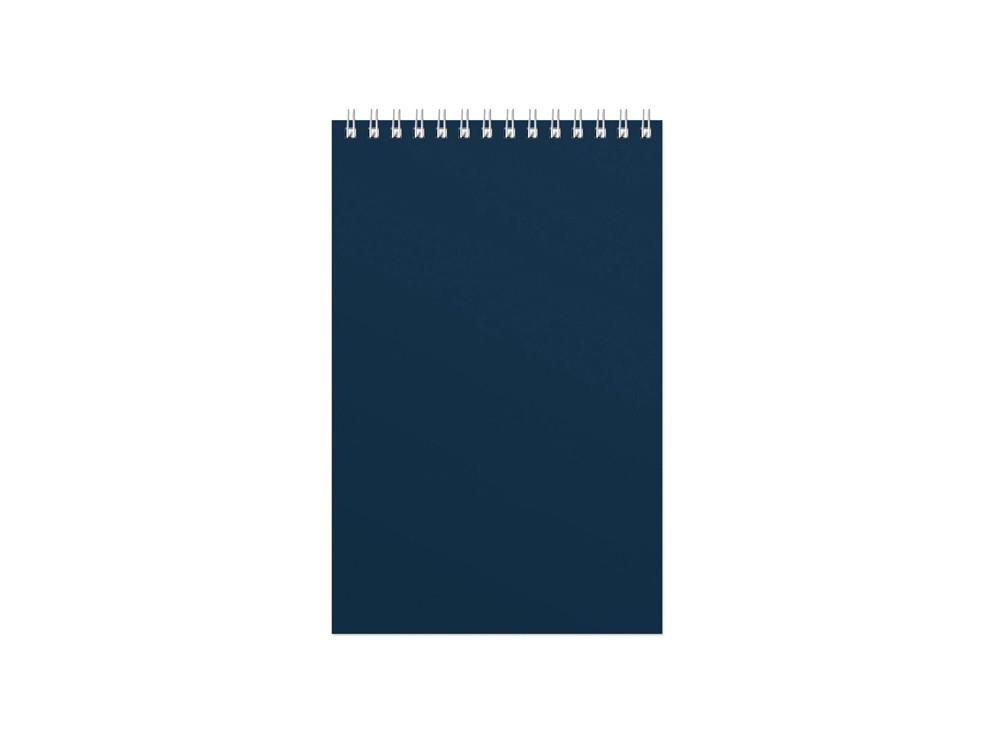 Бизнес - блокнот Альт А5 (127 х 198 мм) Office 60 л., синий