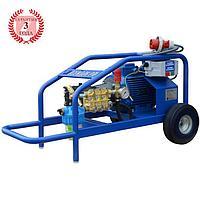 Водоструйный аппарат для труб и поверхностей Посейдон E11-350-17 (ВНА-350-17)