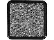 Устройство для беспроводной зарядки Solstice, серый/черный, фото 4
