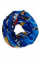 Шарф женский Finn Flare, цвет ярко-синий, размер