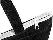 Нетканая сумка-тоут Privy с короткими ручками и застежкой-молнией, фото 3