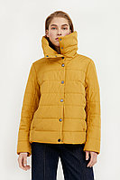 Куртка женская Finn Flare, цвет старое золото, размер 3XL