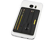 Удобный бумажник для телефона с защитой RFID с ремешком, фото 6