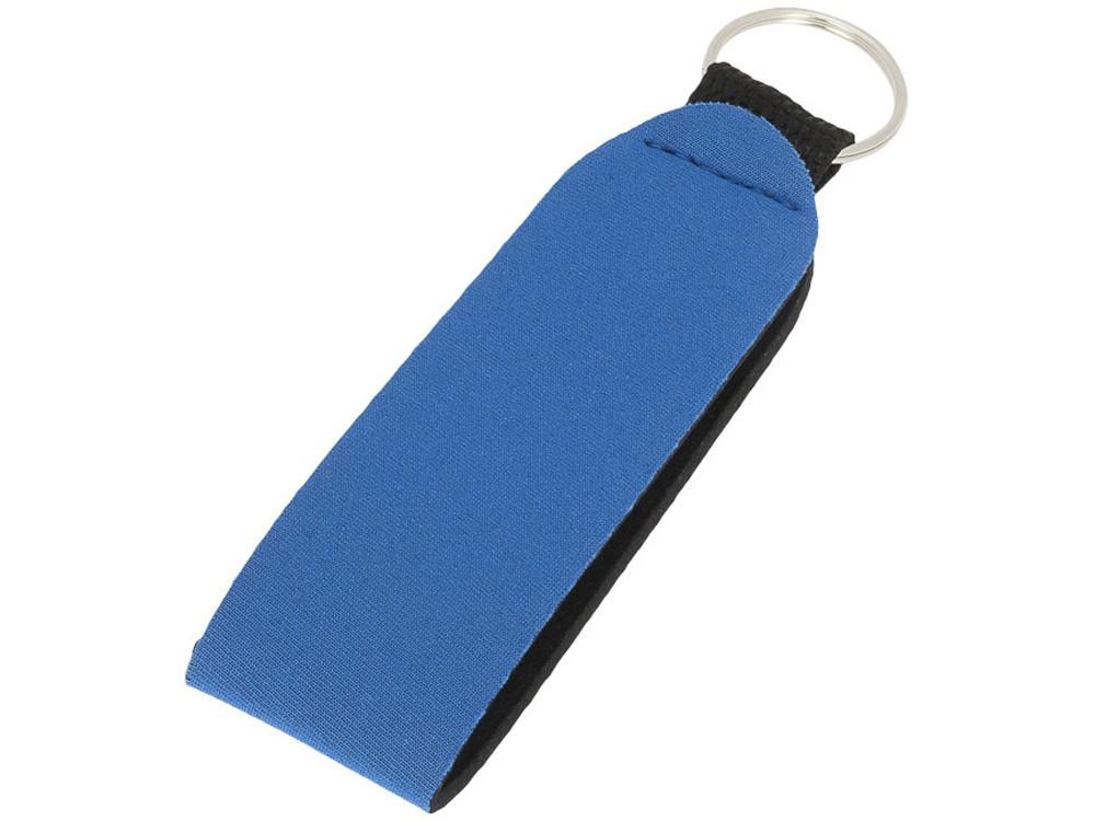 Бирка для ключа с кольцом Vacay, синий