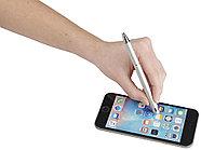 Алюминиевая глазурованная шариковая ручка, серый, фото 3