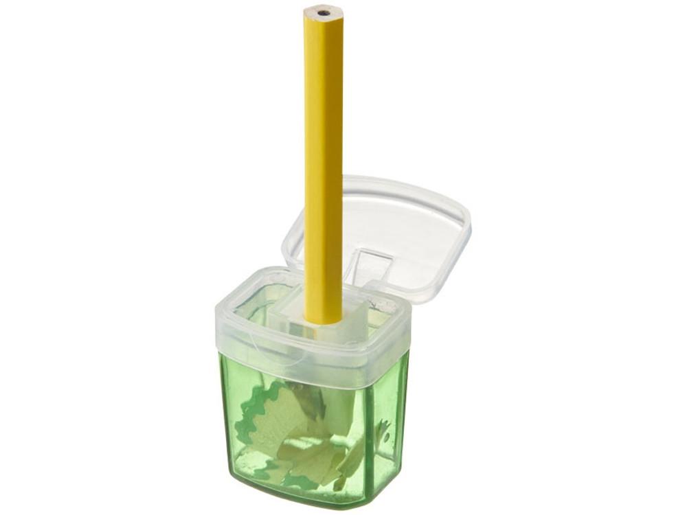 Точилка, зеленый
