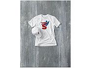 Мужская футболка Heros с коротким рукавом, белый, фото 5