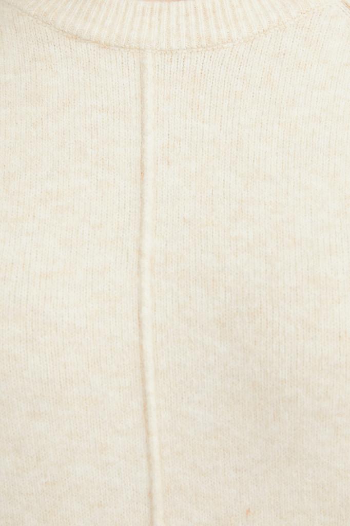 Платье женское Finn Flare, цвет молочный, размер XL - фото 6