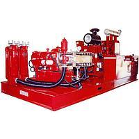 Установки Multi-Blaster серии 600 / Gardner Denver Inc. (США) Высоконапорные гидродинамические машины большой