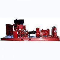 Установки Multi-Blaster серии 750 / Gardner Denver Inc. (США) Высоконапорные гидродинамические машины большой
