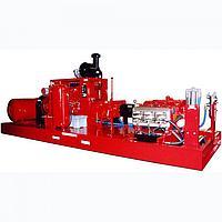 Установки Multi-Blaster серии 250 / Gardner Denver Inc. (США) Высоконапорные гидродинамические машины большой