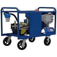Гидродинамический аппарат E15-500-17-1Ex (ВНА-500-17 1Ex) взрывозащищенный, 500 бар, 17 л/мин