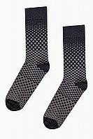 Носки мужские Finn Flare, цвет темно-серый, размер L