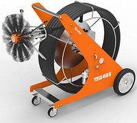 Пневматический щеточный робот TEGRAS Forte 25м