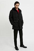 Полупальто мужское Finn Flare, цвет черный, размер 2XL