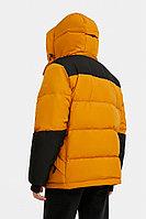 Куртка мужская Finn Flare, цвет желтая охра, размер 3XL