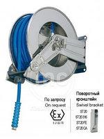 Барабан для шланга AV 1100 с инерционным механизмом (нерж. сталь)
