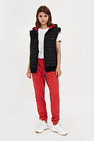 Брюки женские Finn Flare, цвет красный меланж, размер XL