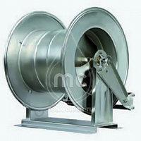 Барабан инерционный R+M 544, 300bar, вместимость шланга 22mm(D внеш) до 30m