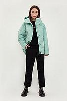 Куртка женская Finn Flare, цвет светло-зеленый, размер XL