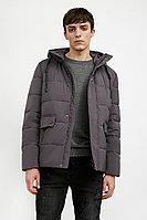 Куртка мужская Finn Flare, цвет темно-серый, размер XL