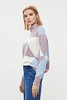 Джемпер женский Finn Flare, цвет розовый, размер XL