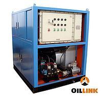 Гидравлическая станция с воздушным охлаждением. Air Cooled Hydraulic Power Units YZBF-120
