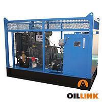Гидравлическая станция с воздушным охлаждением. Air Cooled Hydraulic Power Units YZBF-120LD2