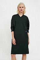 Платье женское Finn Flare, цвет светло зеленый, размер XL