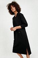 Платье женское Finn Flare, цвет черный, размер 2XL