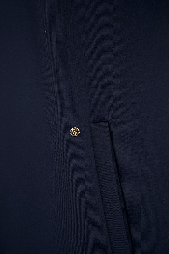 Платье женское Finn Flare, цвет темно-синий, размер XL - фото 5